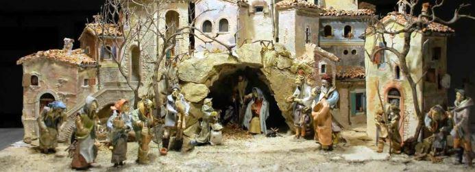 Campania–Salerno Advent–Luci d´Artista